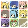 VOCALOID OSTER Project